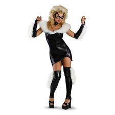 Black Cat Sassy Prestige adult costume  Marvel ladies