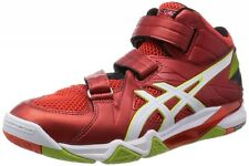 ASICS JAPAN Men's Volleyball Shoes CYBERZERO TVR476 Red / white