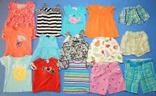 15pc Lot Girls Spring Summer Clothing Size 4T 4 Carter's Gymboree Arizona & More