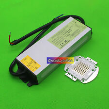 100W Infrared IR 850NM 940NM 730NM High Power LED+100W 10-20V Waterproof Driver