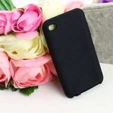 NEW Silicone Back Case Cover for Apple iPod Touch 4th Gen 4G FE