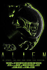 Alien - Choose Canvas Print,Poster Decal