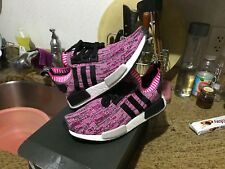 Adidas Originals NMD R1 PK Shock Pink Core Black BB2363 Women