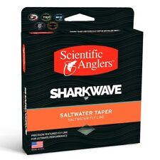 Scientific Anglers Fly Fishing Sharkwave Saltwater Taper Fly Line
