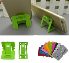 10 Pcs Folding Cell Phone Holder New Adjustable Universal Mobile Stand Hot