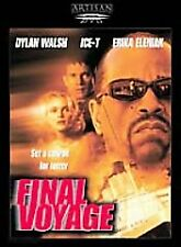 FINAL VOYAGE (DVD, 2000,Includes Insert)