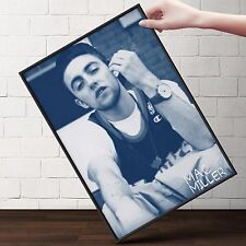 MAC MILLER - EASY MAC - Musician Poster | Cubical ART | Gifts | FREE Shipping