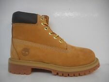 "TIMBERLAND 6"" PREMIUM YOUTH PRESCHOOL WINTER BOOT WHEAT 12709 SELECT SIZE"
