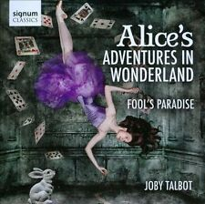 Alice's Adventures in Wonderland, New Music