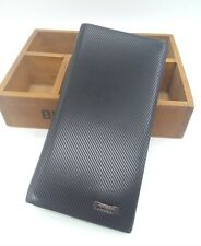 Mens Long Casual Leather Wallet Pockets Card Clutch Cente Bifold Purse new