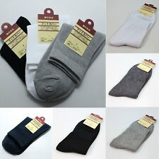 1 Pair New Men Casual Sports Socks Crew Ankle Middle Cotton Socks 9-12