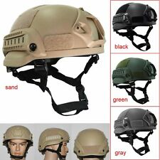 Outdoor Military Tactical Airsoft Paintball Combat Hunting Helmet MICH2000 Serie