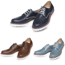 Mooda Mens Oxfords Shoes Casual Formal Lace up Dress Shoes Doctor