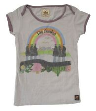 The Beatles Trunk LTD Rainbow Yellow Submarine Purple Kids Youth Shirt NEW