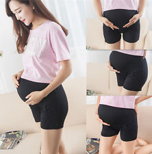 Capris Large Size Maternity Three Pants Leggings Pregnant Women Elastic Cotton