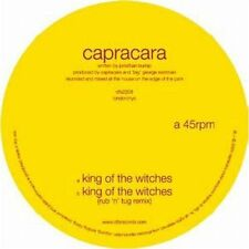 King of the Witches [12 inch Analog] Capracara LP Record