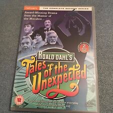 ROALD DAHL'S TALES OF THE UNEXPECTED SERIES 2 DVD