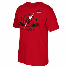 UFC Pride Banners Mens Red T-shirt