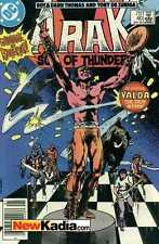 Arak/Son of Thunder #40 in Near Mint + condition