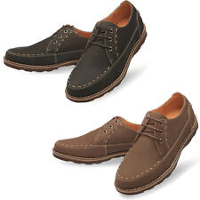 Mooda Mens Oxfords Shoes Casual Formal Lace up Dress Shoes Vixx UK