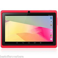 Q88 Tablet PC Quad Core A33 1.2GHz 7 inch Screen Android 4.4 OTG WiFi 4GB