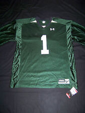 Under Armour Men's University of South Florida USF Bulls #1 Jersey NWT