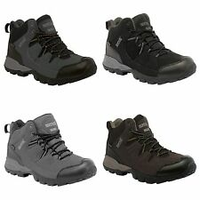 Regatta Great Outdoors Mens Holcombe Mid Waterproof Walking Boots