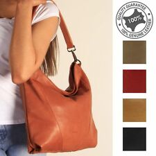 Women New Handbag Shoulder Bag Genuine Leather Messenger Hobo Bags Satchel Totes