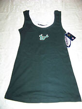 Concept Sports University of South Florida USF Bulls Women's Tank Top NWT