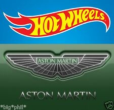Hot Wheels Aston Martin - Various Models / Years - Updated as new ones arrive