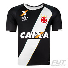Umbro Vasco da Gama Home 2016 Jersey - FutFanatics