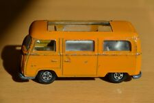 Matchbox Lesney No 23 Orange VW Volkswagen Camper Van Dormobile