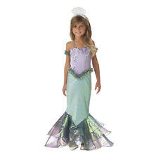 Little Mermaid Ariel Child Costume Girls Halloween Large Classic Pretty