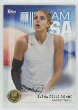 2016 Topps US Olympic & Paralympic Team and Hopefuls #36 Elena Delle Donne 0t5