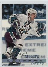 1995 Topps Stadium Club #EC174 Paul Kariya Anaheim Ducks (Mighty of Anaheim) 2o7