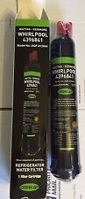 Whirlpool 4396841 4396710 469020 Kenmore Compatible Refrigerator Water Filter