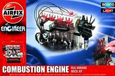 Hornby Airfix Engineer Combustion Engine Real Working Model Kit A42509