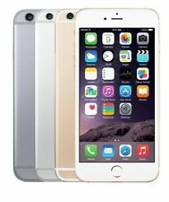 "Apple iPhone 6 - 16/64/128GB GSM ""Factory Unlocked"" Smartphone Gray Silver Gold"