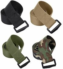 Belt Adjustable BDU Uniform Metal Buckle Durable Nylon Rothco 4197
