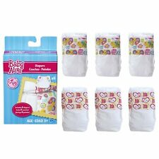 Baby Alive Refill Nappies/ Diapers - New in hand