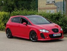 2006(56) SEAT LEON REFERENCE SPORT TDI RED BTCC STYLING MODIFIED,REPLICA,REP