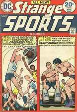 Strange Sports Stories (1973 series) #4 in Very Good + condition