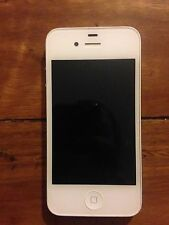 Apple  iPhone 4 - 16GB - White Smartphone