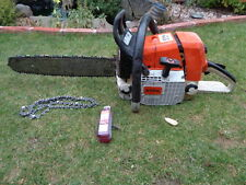 STIHL MS440 PROFESSIONAL CHAINSAW JUST SERVICED 18 INCH BAR & NEW CHAIN GWO
