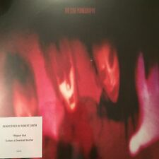 THE CURE - PORNOGRAPHY NEW 2016 RELEASE 180g VINYL LP + MP3 CODE - NEW / SEALED