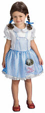Wizard of Oz Dorothy Toddler Child Girls Cute Halloween Fancy Dress Up Costume