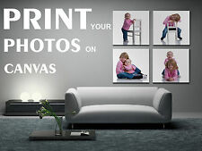 PRINT YOUR PICTURES ON HIGHEST QUALITY CANVAS READY TO HANG