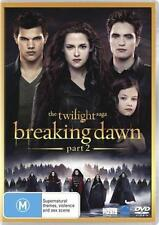 The Twilight Saga 4 BREAKING DAWN Part 2 : NEW DVD