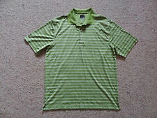 Mens Greg Norman 2 Below Golf Polo Shirt - Size Large, Excellent Condition