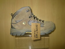 Ladies Hi-Tec walking boots,waterproof suede leather & mesh upper,Denali